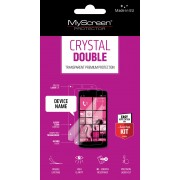 MYSCREEN PROTECTOR CRYSTAL DOUBLE