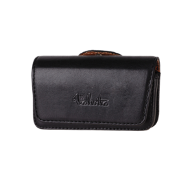 VALENTA MEN BELT CASE AREZZO (BLACK)
