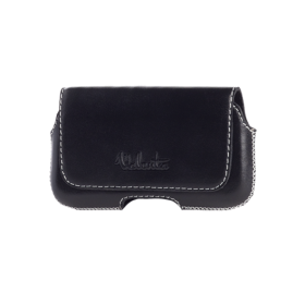 VALENTA MEN BELT CASE DURBAN (BLACK)