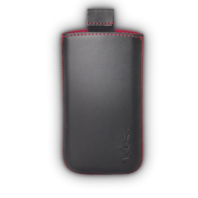 VALENTA MEN POCKET CASE CLASSIC (BLACK RED)